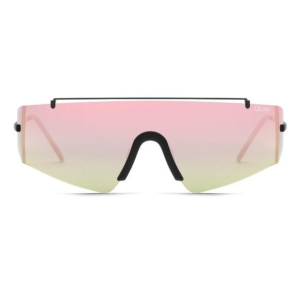 Quay Australia transcend shield sunglasses